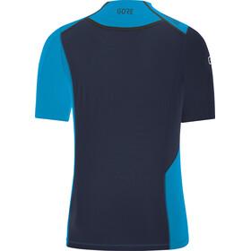 GORE WEAR R7 Fietsshirt Korte Mouwen Heren, dynamic cyan/orbit blue